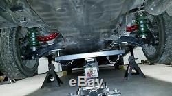 02-06 08-17 Mitsubishi Lancer Spherical Bearing Adjustable Rear Camber Arm Kit