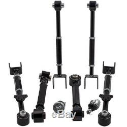Adjustable Control Camber Arms Toe Kit for Honda Accord 08-13 for Acura TL TSX