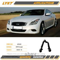 Adjustable Front Alignment Camber Arm Kit Fit Nissan 370Z Infiniti G25/37 EX QX