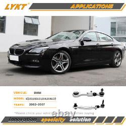 Adjustable Rear Alignment Camber+Toe Arm Kit Fit BMW5,6,7(2001&Up)X5(1999-2006)