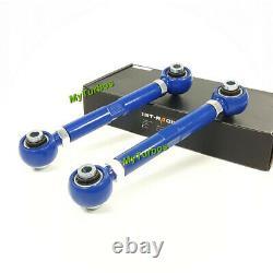 Adjustable Rear Control Camber Arm Kit Blue for BMW 3 Series E90 E92 E93 325 328