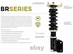 BC Racing For 06-11 BMW 3 Series AWD BR Series Adjustable Damper Coilover Kit