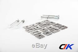 BMW E30 E21 E36 Compact E34 Z3 Regulierung Sturz Hinterachse camber rear kit M3