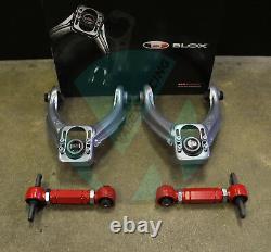 Blox Front & VMS Rear Camber Kit Combo For HONDA CIVIC 96-00 EK