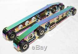 CHAMELEON Rear Lower Control Arm set FOR Honda Civic 92-95 Integra94-01 EG 88-91