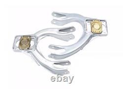 CIVIC Eg/del Sol Dc/integra Front+rear Camber Control Toe Arm Bushing Kit Silver