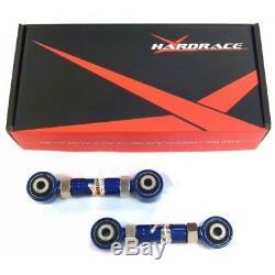 COMBO PACKAGE! HARDRACE Front & Rear Camber /Toe Kit /Trailing Arm Bush Civic EK