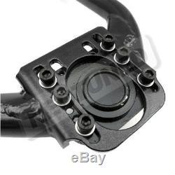 For 350Z Z33 2003-09 Black Adjustable Front Upper Camber Arm Kit Alignment Set
