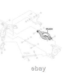 For 370Z Z34 Godspeed Adjustable Front Rear Upper Camber+ Bucket Delete Toe Arms