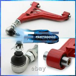 For 98-05 GS300 / 01-05 IS300 RCA JDM VIP Rear Upper Camber Control Arms Kit Red
