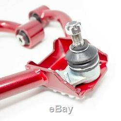 For GS300/GS400/GS430 Godspeed Adjustable Front+Rear Upper Camber+Toe Arm Kit