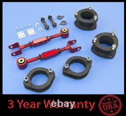 For Honda Element 2003+ Steel Front 3 + Rear 2 Leveling Kit With Alignment