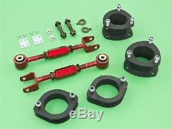 For Honda Element 2003+ Steel Front 3 + Rear 2 Lift Kit With Alignment