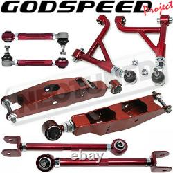 For IS300 01-05 Godspeed Adjustable Rear Lower Control Arm + Camber+Toe+Traction