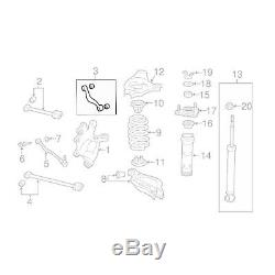 For Lexus IS250/IS300/IS350 Godspeed Adjustable Front Upper+Rear Camber Arm Kit