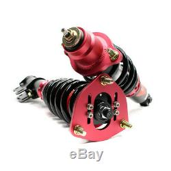 For Mitsubishi Lancer 2008-17 Cy4a Godspeed Maxx Coilovers Suspension Kit Camber