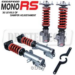 For Toyota Mr2 87-89 Aw11 Godspeed Monors Coilover Strut Suspension Camber Plate