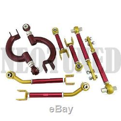 Gen2 For 240SX S13 S14 REAR CAMBER ARM LOW ANGLE TOE TRACTION FRONT TENSION