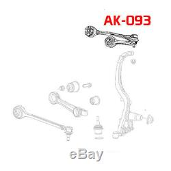 Godspeed Adjustable Front+Rear Upper Camber Arms Kit For Chrysler 300C RWD 05-20