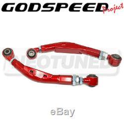 Godspeed Adjustable Rear Upper Camber Arms Kit Set For Dodge Challenger 2008-20