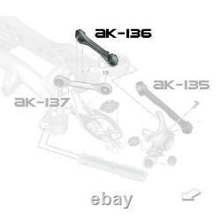 Godspeed For 06-11 Bmw E90 E92 E93 Spherical B. Adjustable Rear Camber Arm Kit