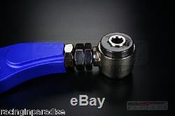 Godspeed Gsp Gen2 Rear Upper Camber Arm Kit For 06-15 Honda CIVIC LX Ex Si +3 -3
