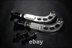 Gsp 2005-2010 Scion Tc Front Bolt Rear Camber Cnc Billet Arm Kit Suspension Race