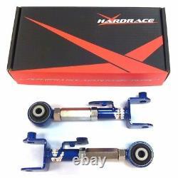 Hardrace Rear Camber Kit (Hardened Rubber) Honda Stream RN6-9 ('06-14) 7700
