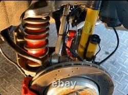 Jeep Grand Cherokee 2011 2019 Rear Adjustable Camber Arms SRT