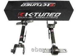K-Tuned Rear Rubber Bushings Camber Kit for 02-06 RSX 01-05 Civic 02-05 Civic Si