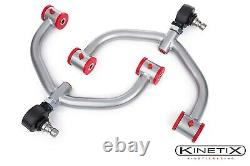 Kinetix Racing Front & Rear Camber & Toe Kit for Z34 V36