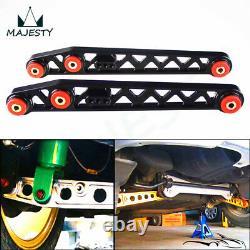 Lower Control Arm LCA+Front Upper+ Rear Camber Kit For 96-00 Honda Civic EK BK