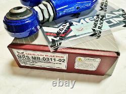 Megan Racing Rear Camber Arm Kit Fits Benz C-Class Sedan C250 C300 08-14
