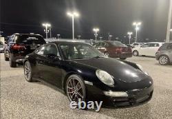 Porsche Cayman 911 Adjustable Rear Control Arms Kit Carrera 996 997
