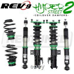 Rev9 Hyper-Street 2 Coilovers Suspension Damper Kit Camber For Scion xB 2008-15
