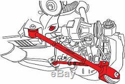 SPC Rear Adjustable Camber Setback Toe Arm Kit 67560 (BOTH SIDES)