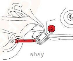 SPC Rear Camber / Toe Alignment Kit 07-18 ACURA RDX 67595 (PAIR)