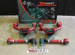 Truhart Front and Rear Camber Kit Combo For 04-08 Acura TL